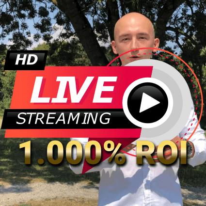 1.000% ROI Programm LIVE
