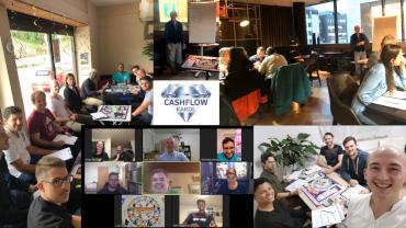 Cashflow 101 & 202 Events in Stuttgart