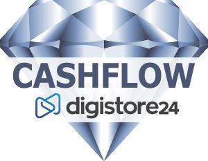 Cashflow Karol Logo und Digistore24