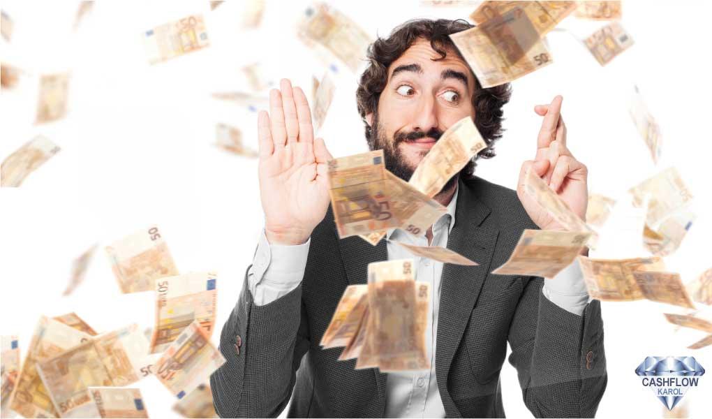 Die 6 größten Fehler beim Cashflow 101 oder Cashflow 202 Spielen (Geldregen - Money rain)