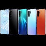 Huawei P30 Pro in verschiedenen Farben