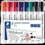 Whiteboard Marker Staedtler Lumocolor 351 B